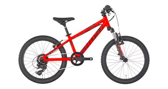 """Ghost Kato 2.0 AL 20"""" - Vélo enfant - rouge"""